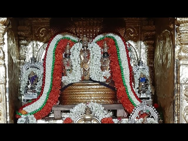 Venugopalan Thiruvaradhanai on 4th July