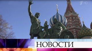 Памятник Минину и Пожарскому на Красной площади готовят к первой в истории масштабной реставрации.