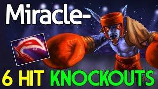 Miracle- Dota 2 : Ursa Vol.3 - [Middle] 6 Hit Knockouts