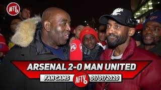 Arsenal 2-0 Man United | Pepe Was Up Against A Jacket Potato! (Rants & Bants - United Stand )