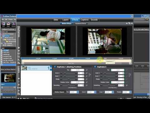 hướng dẫn sửa video bị xoay 90 độ bằng proshow producer