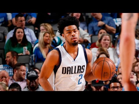 Quinn Cook Scores First NBA Career Points for the Dallas Mavericks!