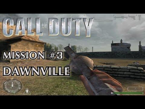 Call of Duty - Mission #3 - Dawnville (American Campaign)