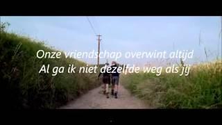 Alain Clark - Onze Vriendschap (lyrics)