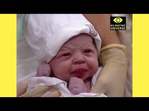 Baby Birth In Big Brother House - Big Brother Netherlands - Big Brother Universe