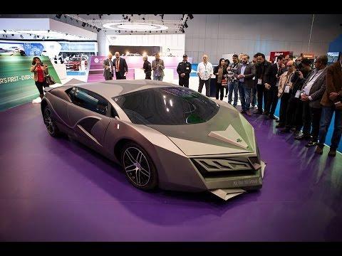 Snap TV BEEP: Qatar Motor Show 2016