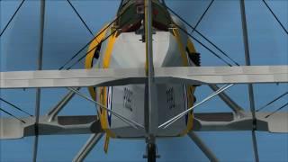 Fairey Swordfish Mk.1 825 NAS 1939 in FSX