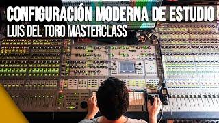 🎓 Así es el SETUP HÍBRIDO del Ingeniero Luis del Toro | Masterclass