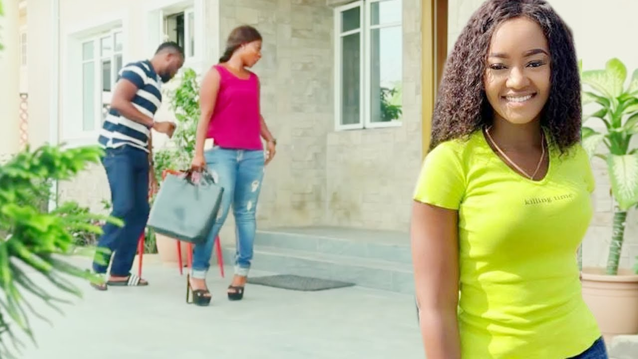 Download How The Poor Handsome Guy In My Mothers Compound Won My Heart D First day I Visited-2020 \2020 Movie