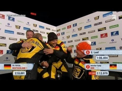 4er-WOK Platz 3 I DDR - TV total WOK WM