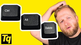 Why Do We Use Ctrl-Alt-Delete?