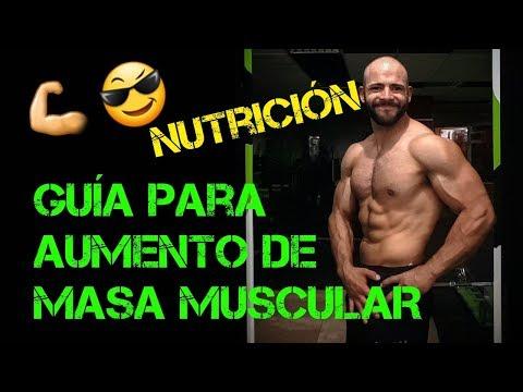 Guía Para Aumentar Masa Muscular - Las 5 MEJORES Estrategias para AUMENTAR MASA MUSCULAR RÁPIDO