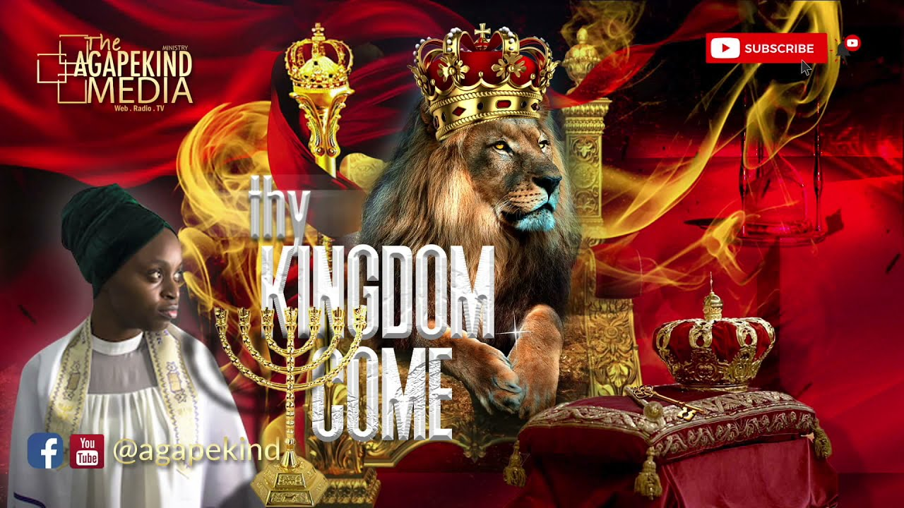 """Download """"Thy Kingdom Come"""" Prophetic Intercession 