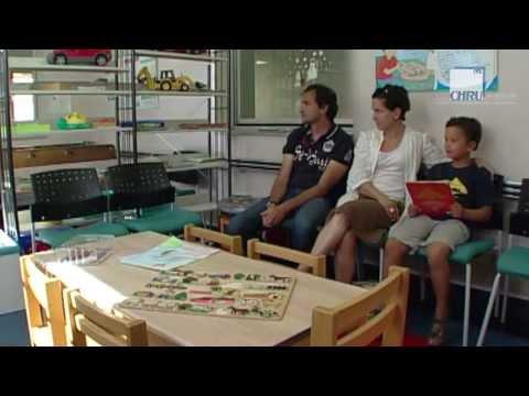Accueil de l'Enfant en Chirurgie Pédiatrique – CHRU de Montpellier