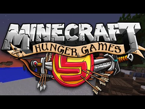 Minecraft: MY SUPPLY DROP - Hunger Games Survival w/ CaptainSparklez