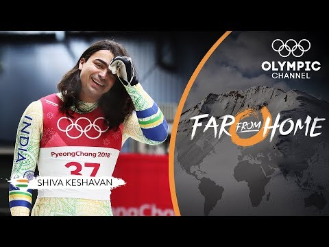 The Story of India's Fastest Man on Ice | Far From Home