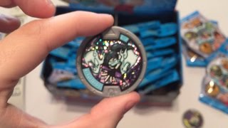 Hey guys today I open up Series 1 of the Yo Kai Watch Blind Bags, m...