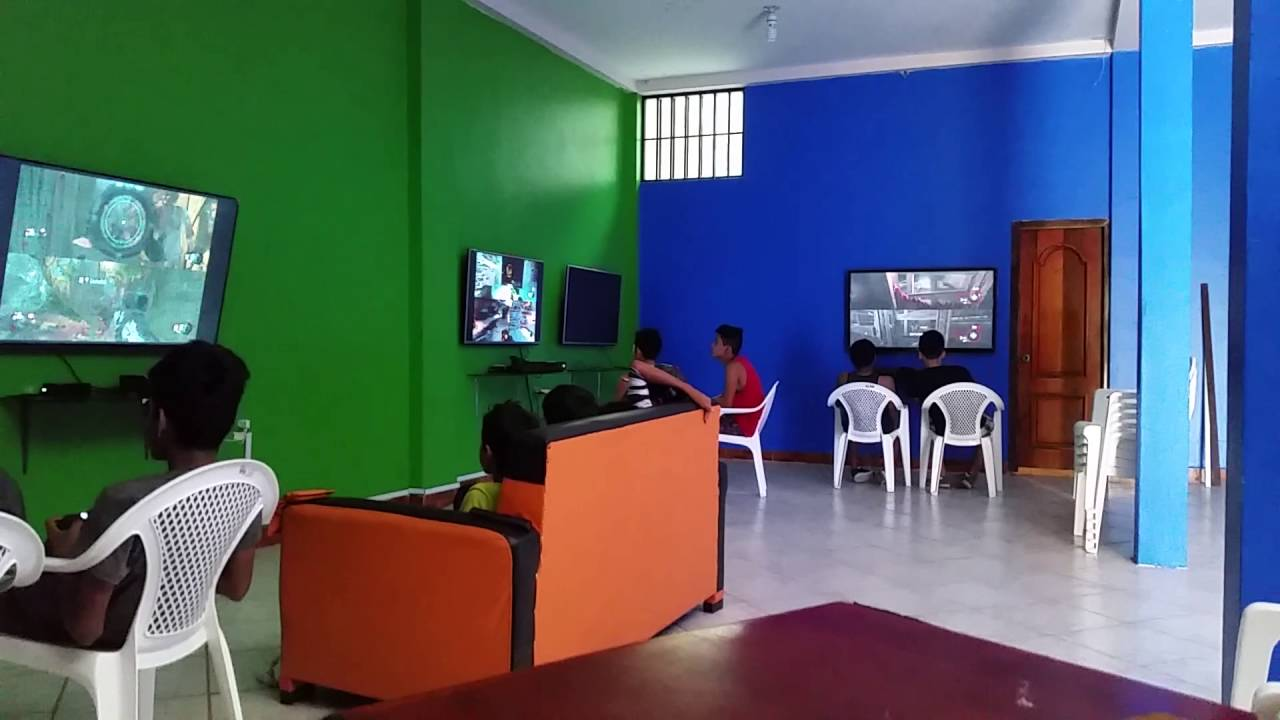 Mi sala de video juegos  YouTube