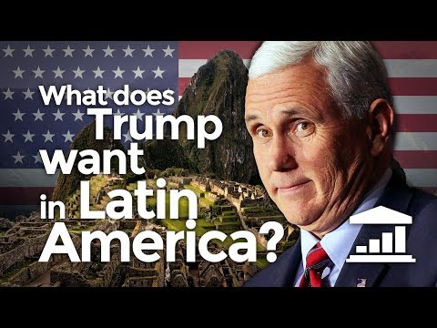 What Does TRUMP Want from LATIN AMERICA? - VisualPolitik EN