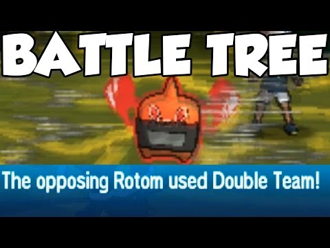 IMPOSSIBLE BATTLE TREE HAX!