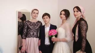 Свадьба Умара и Фатимы Ловзар 2016!