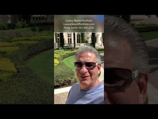 Luxury Resort Portfolio in Palm Beach, Florida