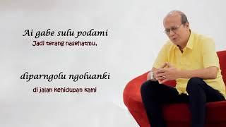 Victor Hutabarat - Poda ni Dainang (Lirik Terjemahan Indonesia)