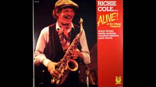 Richie Cole - Punishment Blues