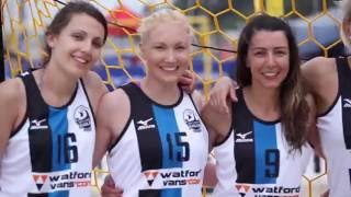British Beach Handball Champs 2016 - Highlights!