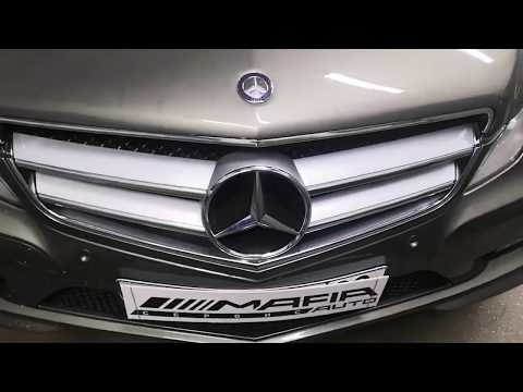 Mercedes E-class W207 E350 coupe  датчик температуры охлаждающей жидкости