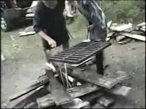 Crosslake Camping 2001