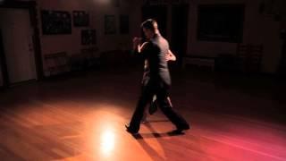 Slow Tango - Sharon Ruchman Composer with Dancers Alex Krebs & Jenna Rohrbacher