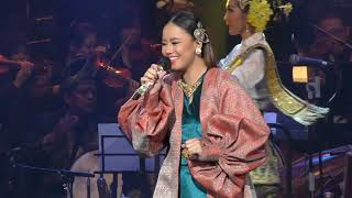 Download Lagu Asmidar Nyanyi Lagu TARI TUALANG TIGA bersama OTM di Konsert VM2020 Istana Budaya mp3