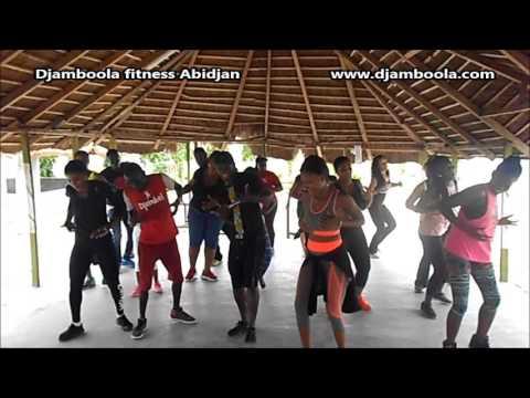 Dj Mix Premier - Mal à la Tête, Chorégraphie Djamboola Fitness Abidjan