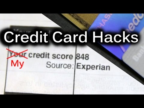 My Credit Score: 848 - Credit Card Hacks and How I got it.