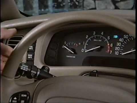 buick park avenue ultra 1997 service features buick park avenue ultra 1997 service features