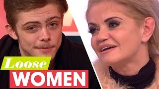 Danniella Westbrook Gets a Special Message From Her Son | Loose Women