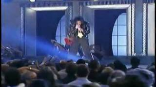 Michael Jackson - Beat It feat Slash