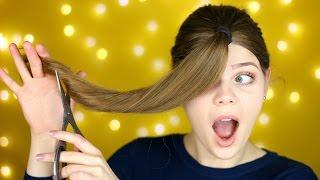 Evde Katlı Saç Kesimi