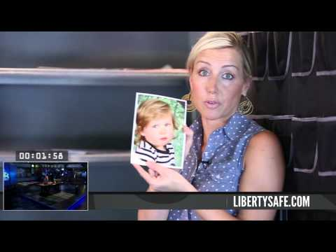 Liberty Safe's Live Hosted Commercial on The Blaze TV