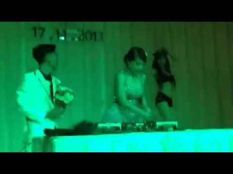 Cô dâu đầu tiên ở Việt Nam chơi nhạc DJ trong chính ngày cưới của mình Quá bá đạo