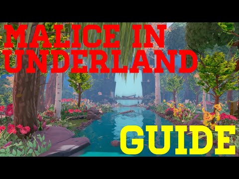 How To Complete Malice In Underland Part 1 By Taliageddi - Fortnite Creative Guide