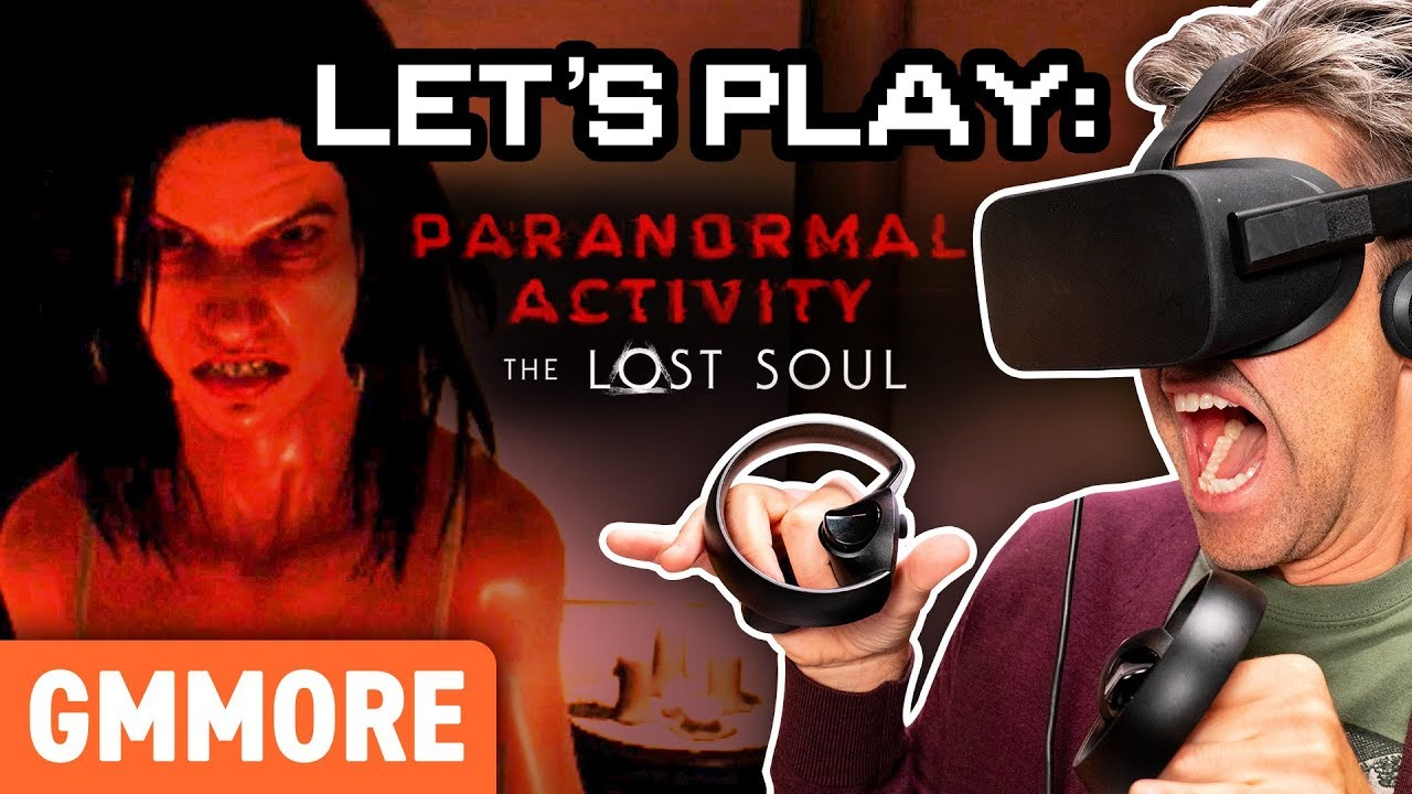 SCARY Let's Play: Paranormal Activity: The Lost Soul