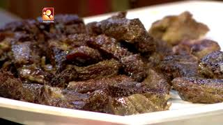 Annies Kitchen With Anchors Nash & Gopika  | Italian Beef Stew Recipe