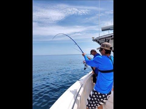 Offshore Fishing Ft. Pierce Florida