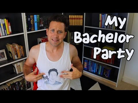 What Happened at My Bachelor Party?