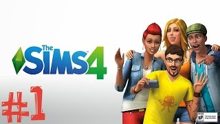 видео Игра Симс4. Строительство домов. Sims 4 (Симс 4). Обзор. Прохождение.