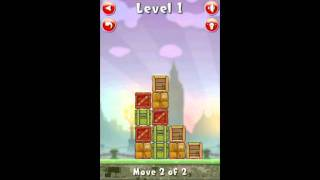 Move The Box London Level 1 Walkthrough/ Solution(Solution/ walkthrough for Level 1 of Move The Box London., 2012-03-01T09:28:01.000Z)