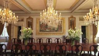 Interior Designer in Italy, day 1 ...Villa Michaela