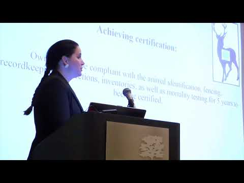 cwd-national-perspective:-captive-herd-certification-program---dr.-tracy-nichols